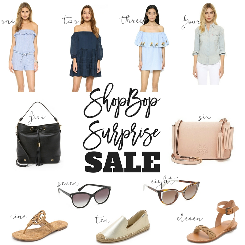 ShopBopSurpriseSALE