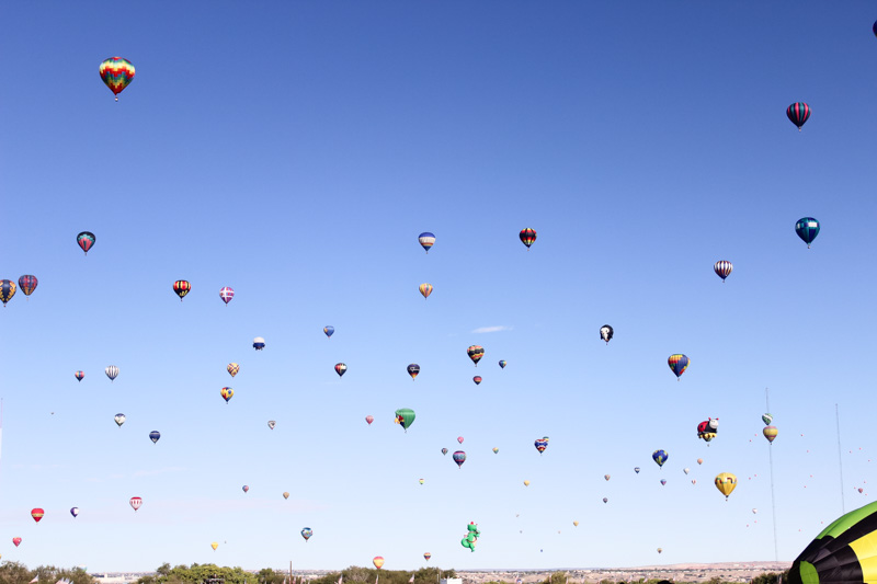 albuquerque international balloon fiesta tips for traveling and how to do it with kids