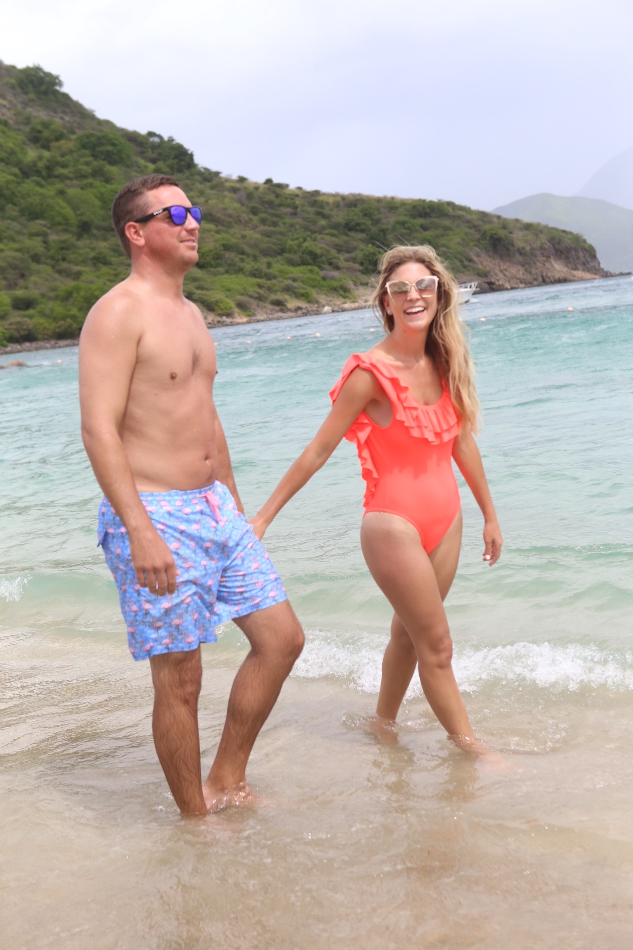 7 Day Cruise - Bahamas, St. Thomas, St. Kitts with Royal Caribbean // What to Wear