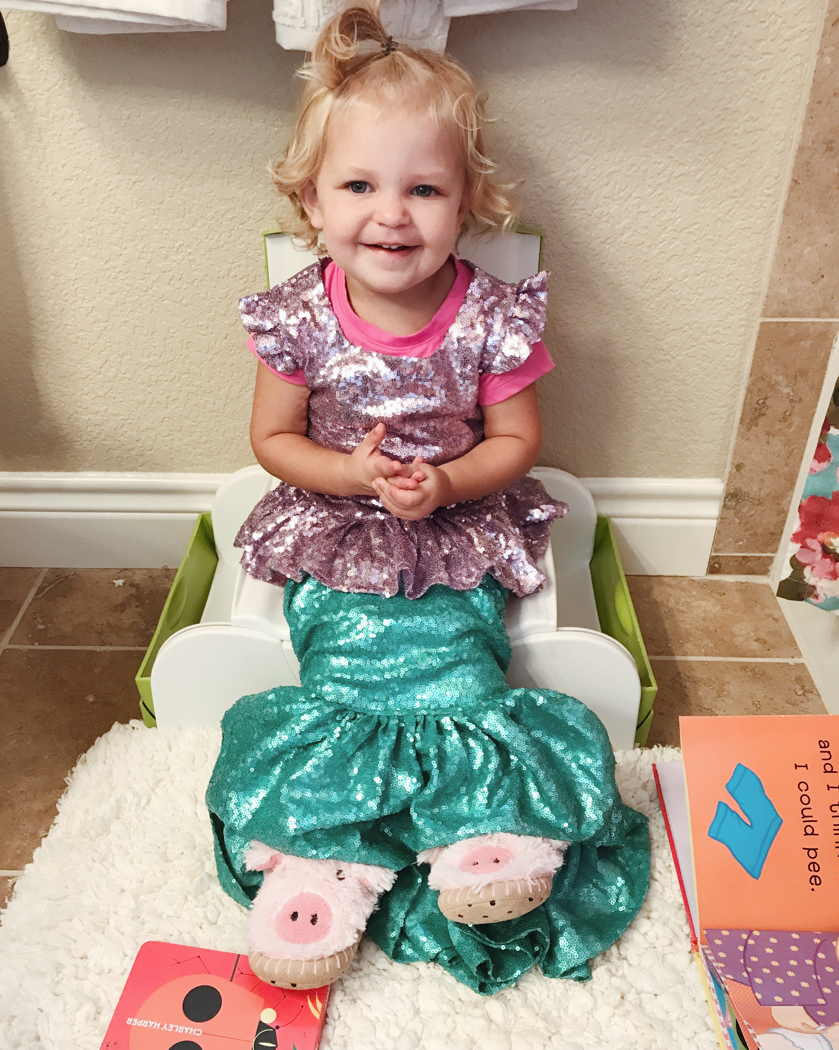 everything you need for potty training successfully | Foolproof Guide to Potty Training