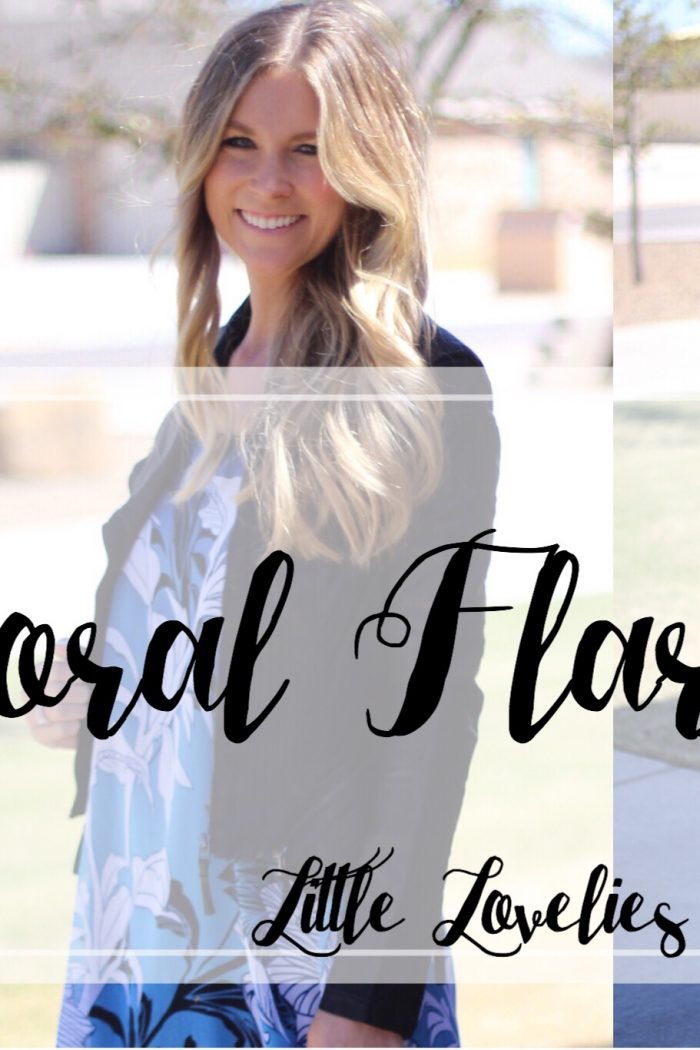 Floral Flare