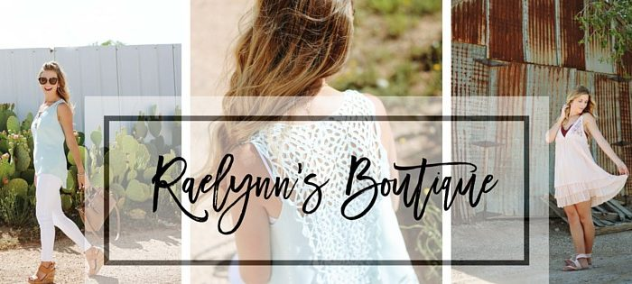 Summer Looks with Raelynn's Boutique
