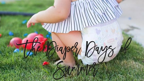 Diaper Days of Summer
