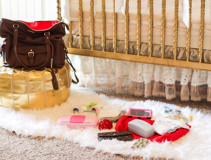 How to Pack Your Diaper Bag
