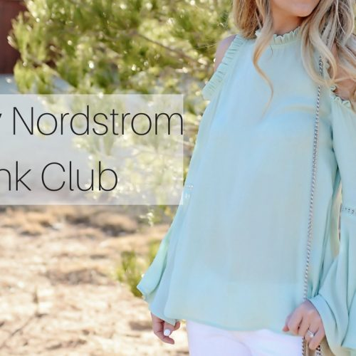 My honest thoughts on the Nordstrom trunk club for this month + a video with try ons!