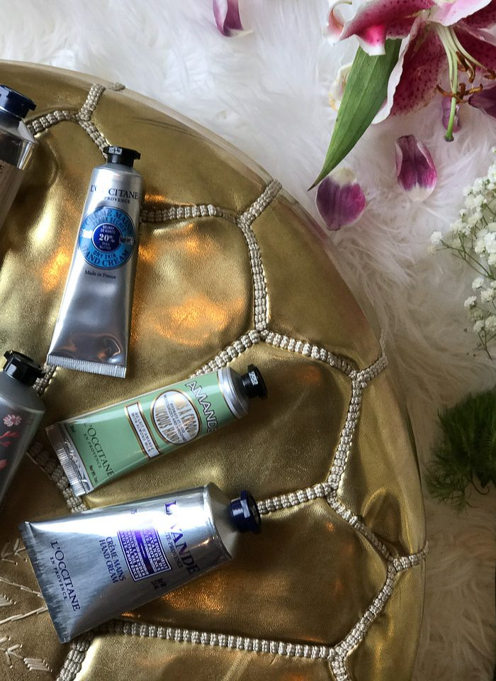 What's in My Bag with L'Occitane