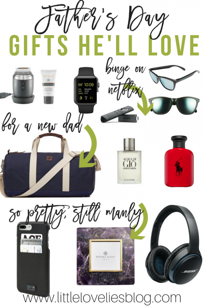 Father's Day Gifts for Last Minute Shopping