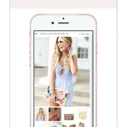 how to shop screenshots with liketoknow.it