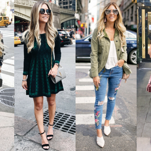 day 2 outfits for new york fashion week