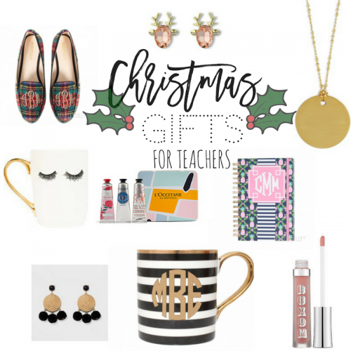 gift guide for what to give teachers