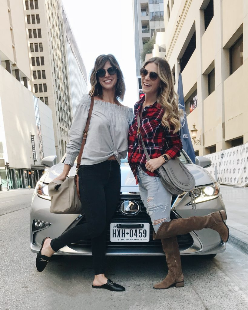 girls getaway staycation