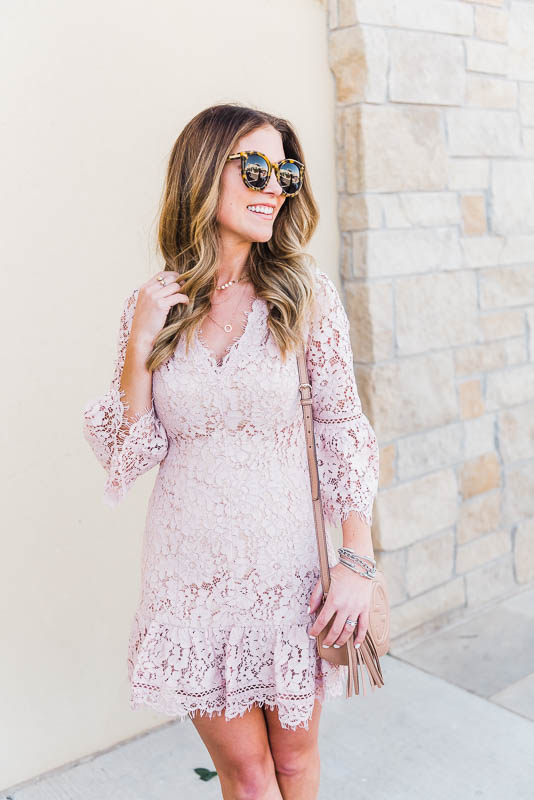 lace dress for easter