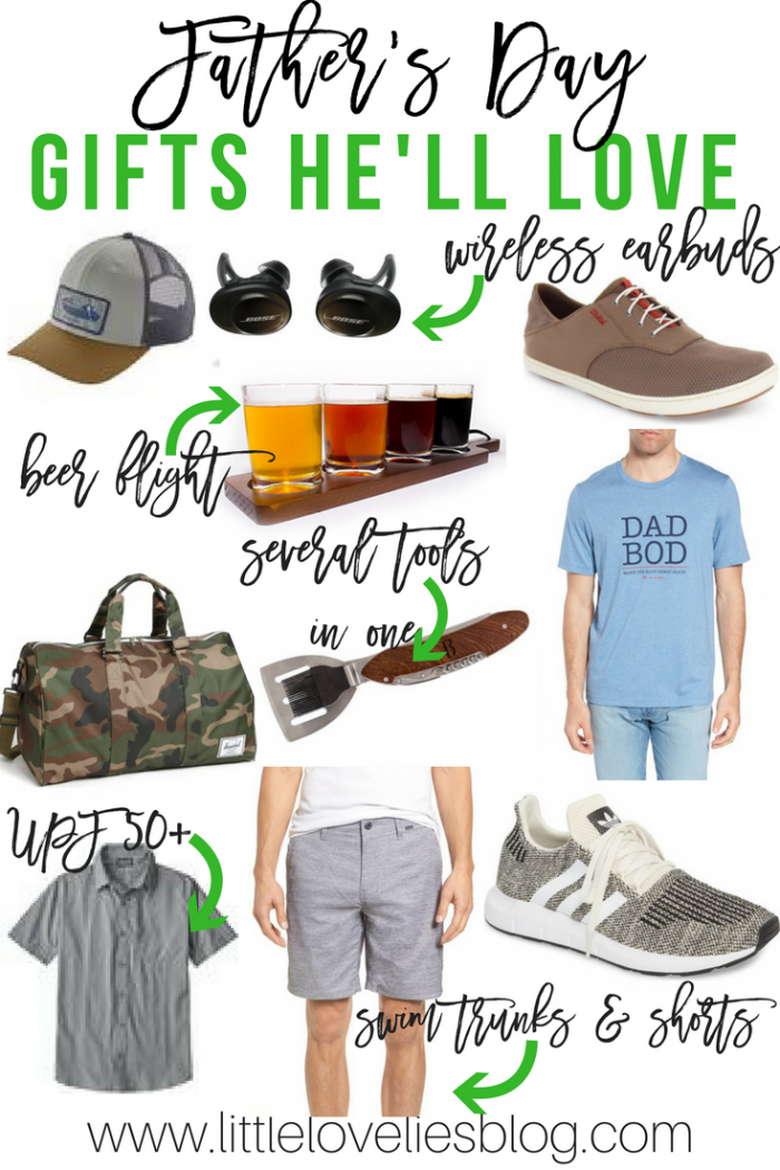 GIFTS FOR DAD HE'LL ACTUALLY LOVE
