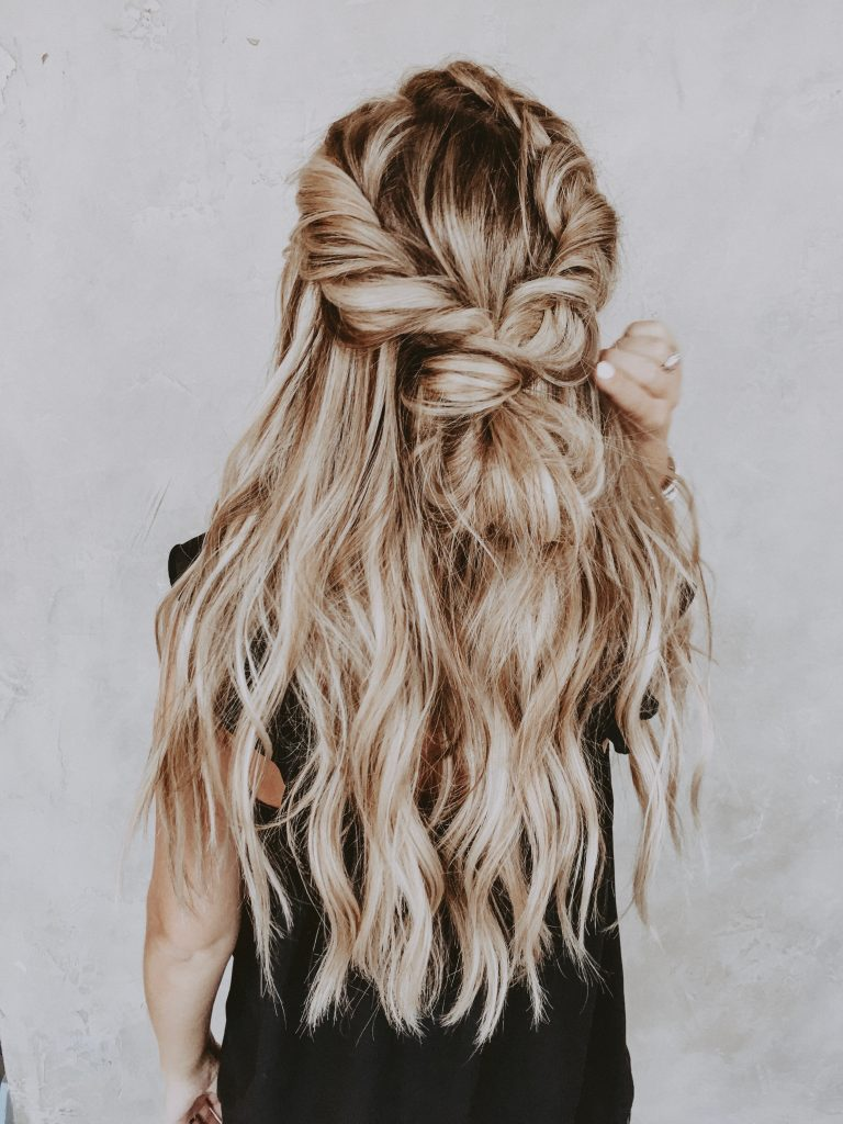 easy braid with extensions