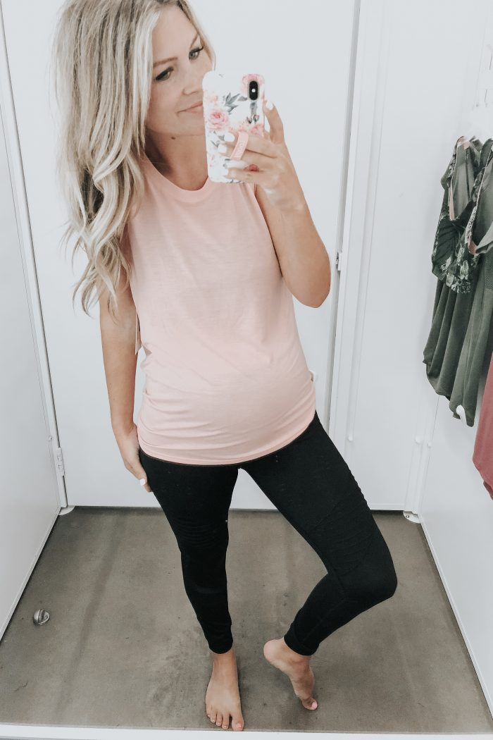 Non-Maternity Athleisure Try-On Haul