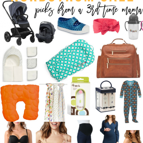 MATERNITY AND BABY FAVORITES FROM NORDSTROM SALE 2018 WHAT YOU REALLY NEED FROM A THIRD TIME MAMA