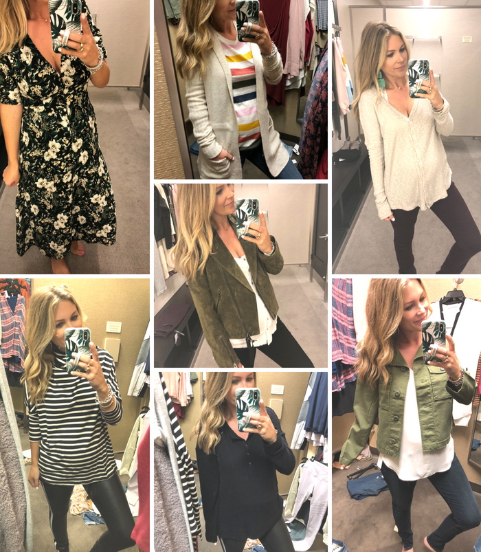 The Biggest Nordstrom Anniversary Sale Try-On Haul
