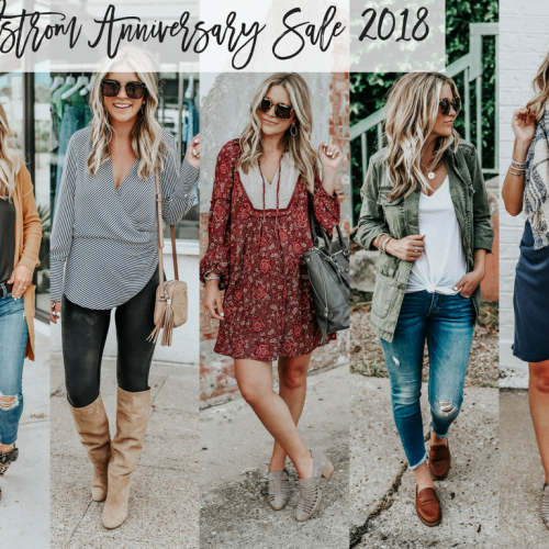 Nordstrom Anniversary Sale 2018 picks from ashlee nichols little lovelies