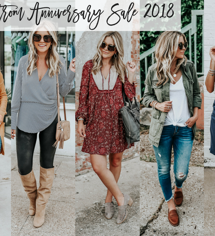 NORDSTROM ANNIVERSARY SALE 2018 IS HERE!