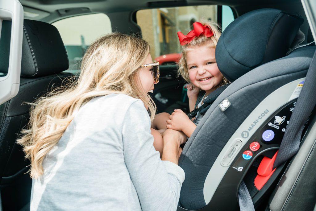 best way to travel with children