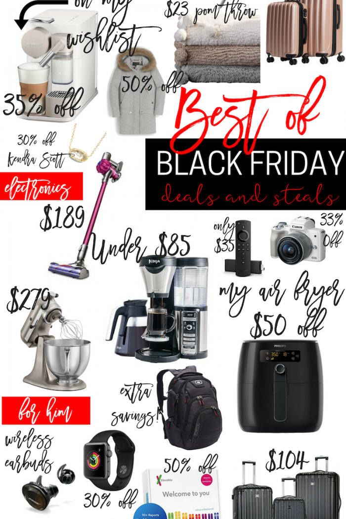Black Friday 2018: Best Deals on the Hottest Items