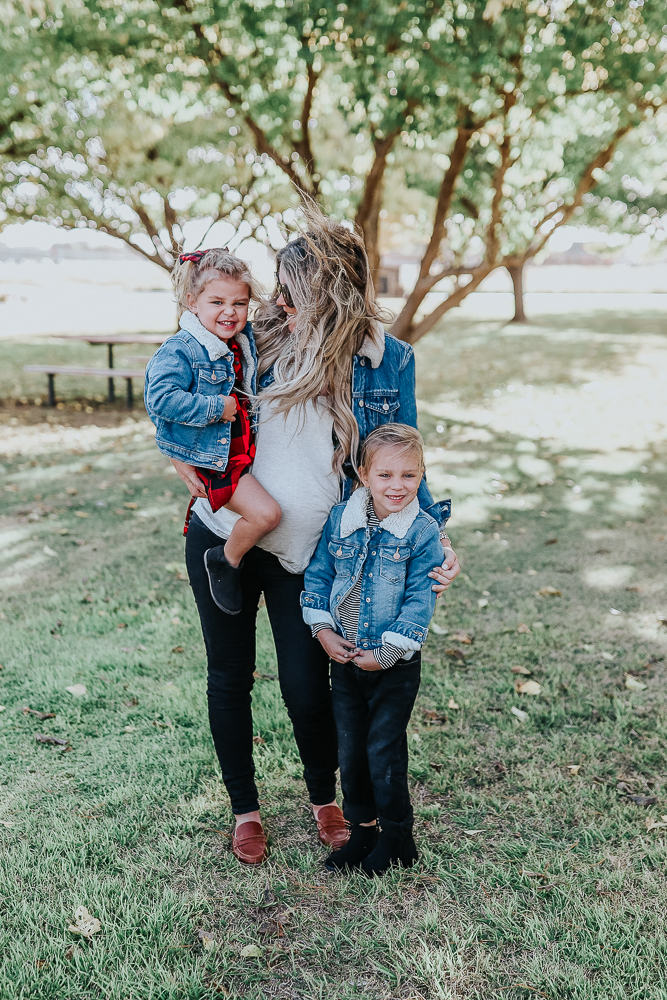 Stylish Sherpa for the Family with Old Navy