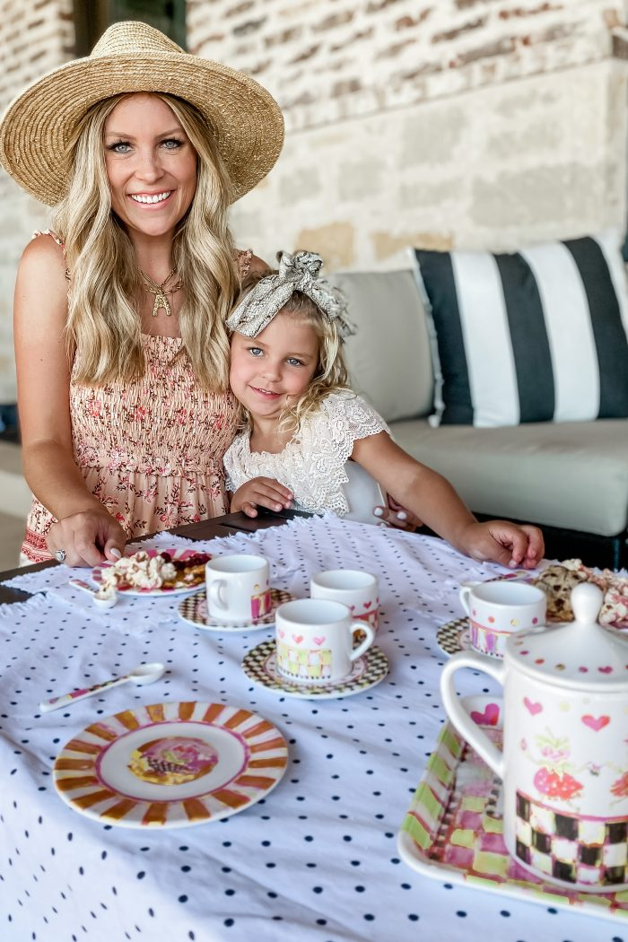 MacKenzie-Childs Tea Party