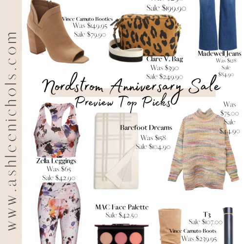 Nordstrom Anniversary Sale 2020 Preview Picks