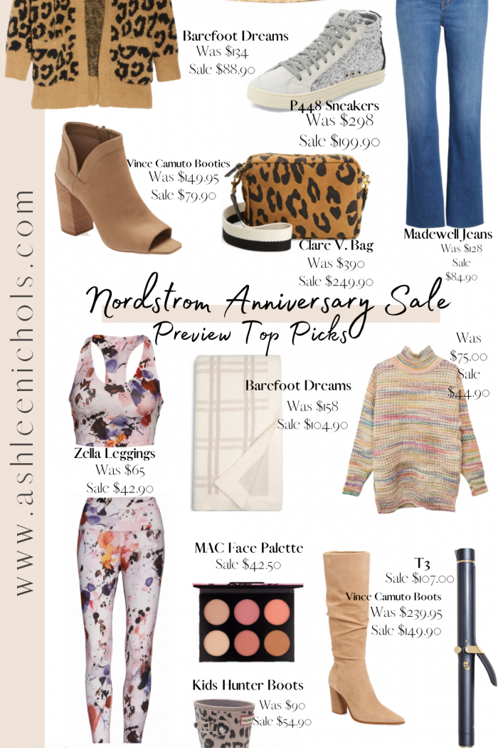 First Look at Nordstrom Anniversary Sale Preview 2020