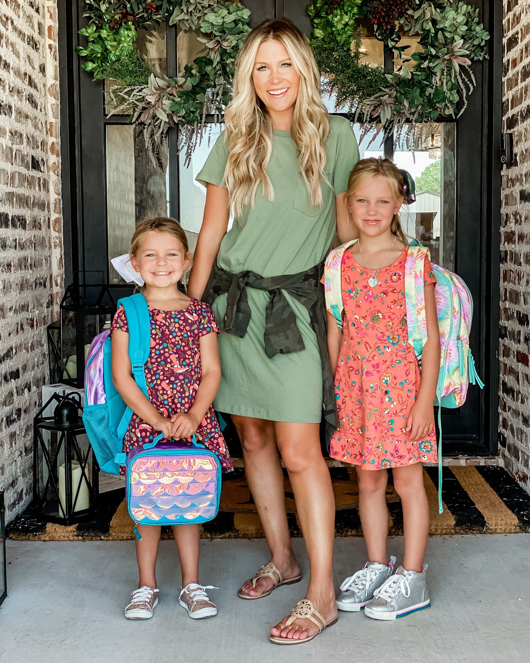 Affordable Back to School Outfits for kids