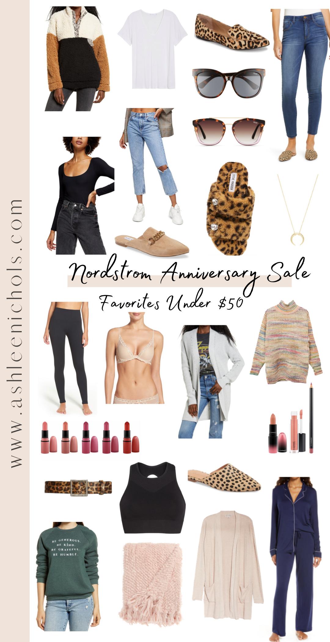 Nordstrom Anniversary Under $50