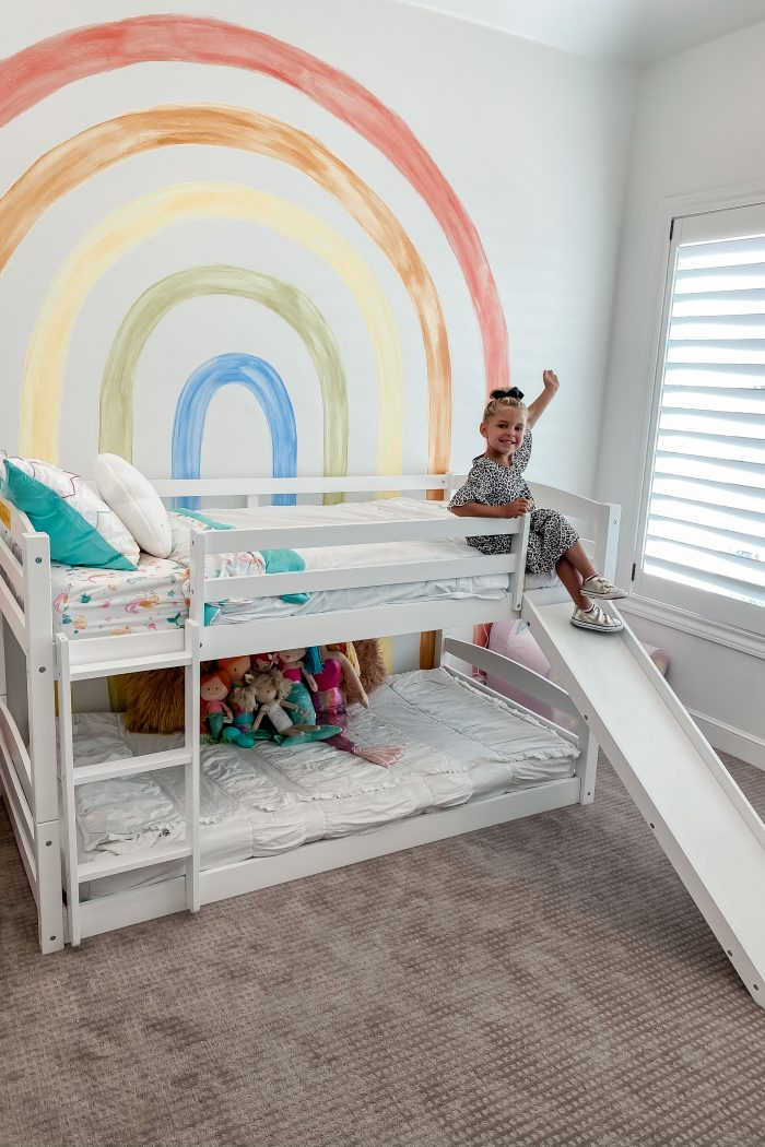 Lennyn's Big Girl Room