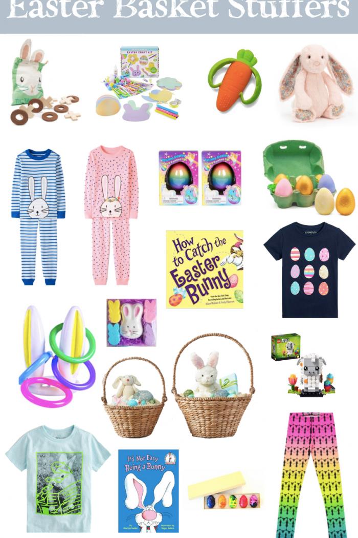 Easter Basket Stuffer Ideas for Kids